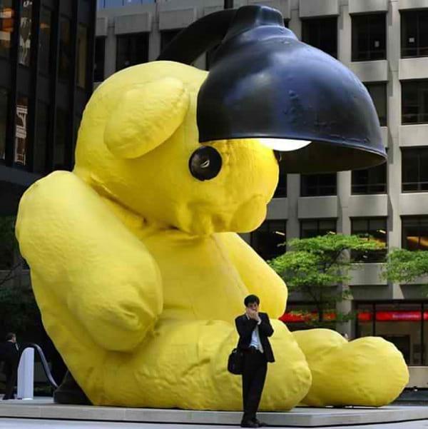 مجسمه برنزی (4)