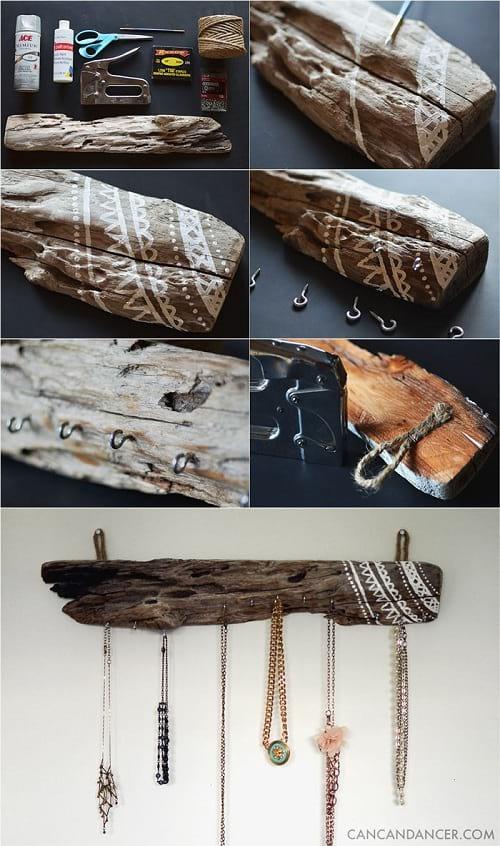 مجسمه چوبی (11)