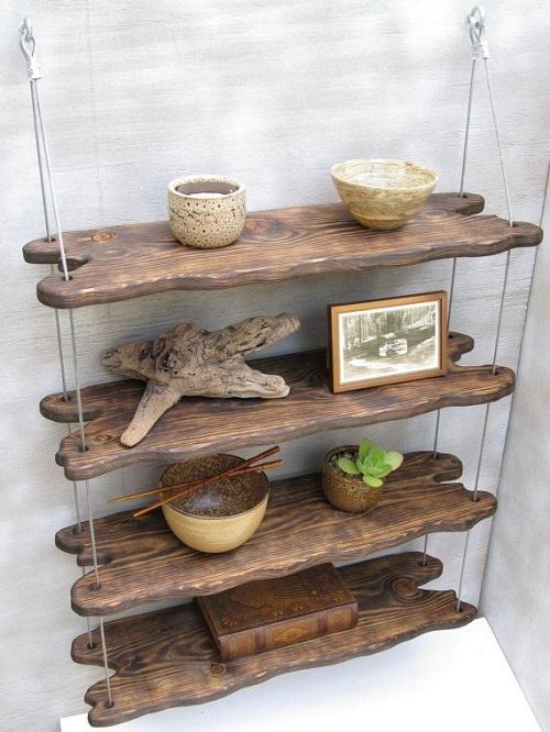 مجسمه چوبی (15)