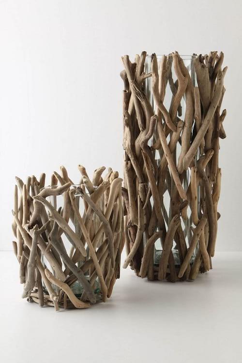 مجسمه چوبی (19)