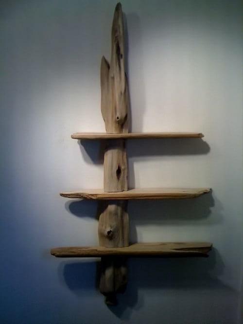 مجسمه چوبی (21)