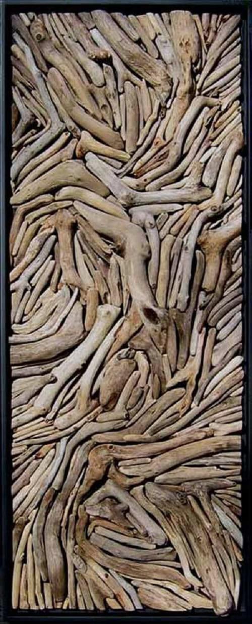مجسمه چوبی (6)