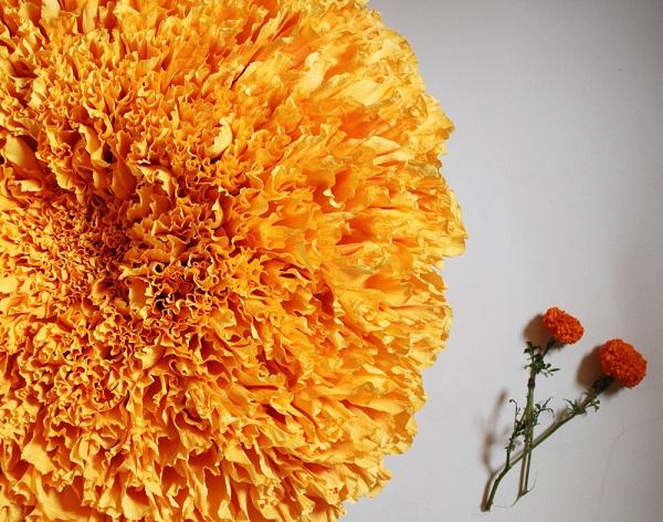گل های کاغذی (10)