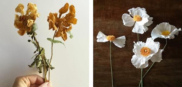 گل های کاغذی (6)