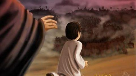 نوای محرم؛ روز پنجم، حضرت عبدالله (ع)
