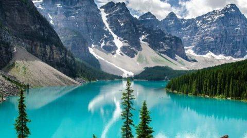 دریاچه های دیدنی سراسر جهان