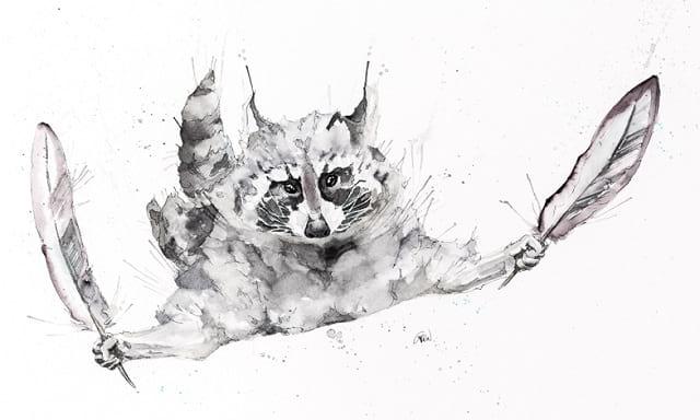 نقاشی آبرنگی (4)