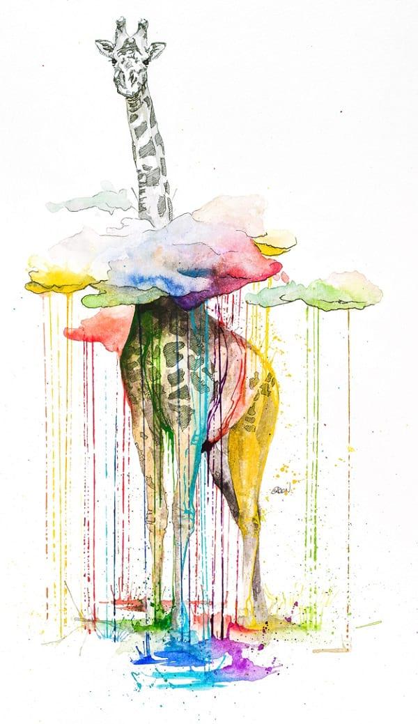 نقاشی آبرنگی (7)