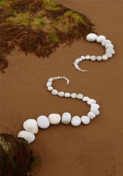 نمایش دیدنی سنگها در سواحل جهان
