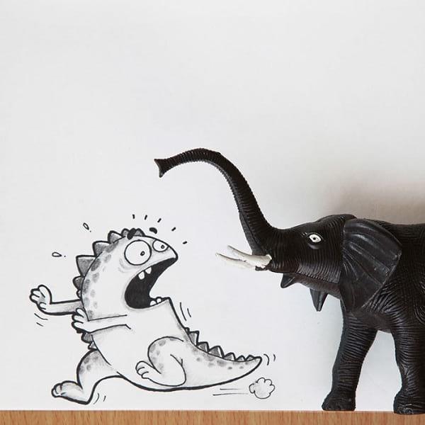 هنرنمایی با اشیا.نوجوان ها (22)