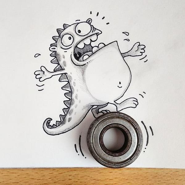 هنرنمایی با اشیا.نوجوان ها (23)
