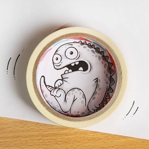 هنرنمایی با اشیا.نوجوان ها (3)