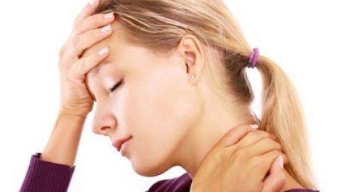 پیشگیری از گردن درد با چند حرکت ورزشی