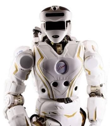 ربات انسان نما (1)
