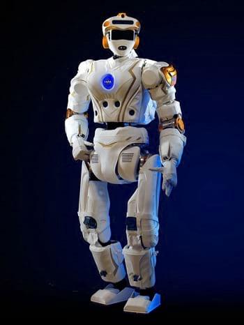ربات انسان نما (2)