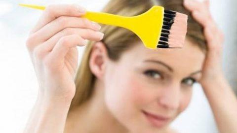 رنگ موی آسان/چگونه موها را به آسانی رنگ کنیم