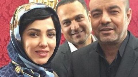 لیلا اوتادی، سعید آقاخانی و حسین یاری در یک قاب