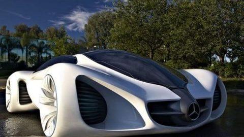 مرسدس بنز biome-concept