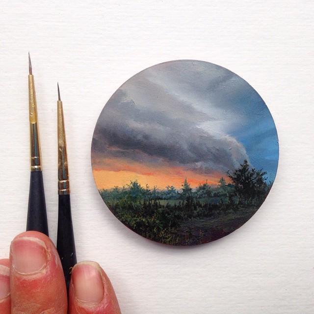 نقاشی با رنگ روغن (6)