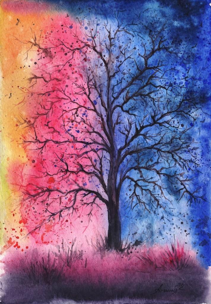 نقاشی های آبرنگ (9)
