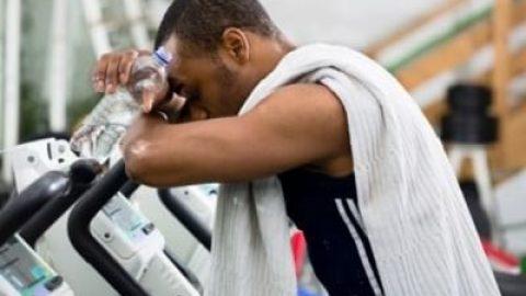 اهمیت استراحت دادن به بدن پس از ورزش