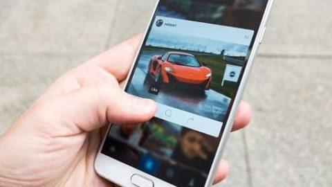 اینستاگرام قابلیت ۳D Touch را به اندروید آورد