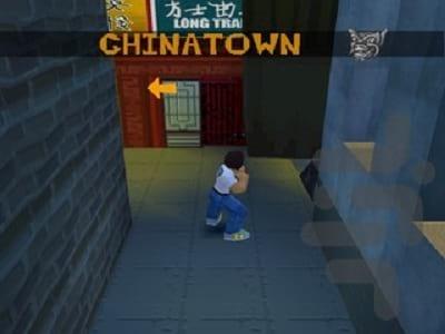 بازی جکی چان (2)