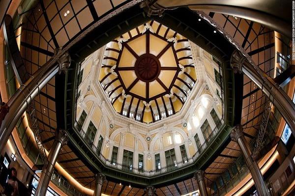 باشکوه ترین سقف های جهان (11)
