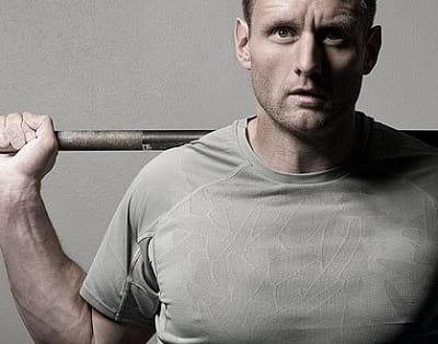 حرکات ورزشی مخصوص قدرتمند شدن شانه ها  (1)
