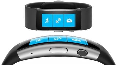 دومین دستبند هوشمند مایکروسافت عرضه شد