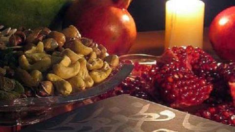 چرا میوههای شب یلدا پردانه و سرخند؟