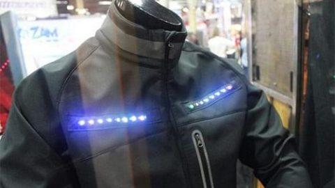 تولید لباس هوشمند با سیستم GPS