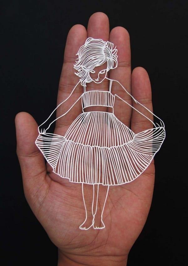 هنر کاغذبری (8)