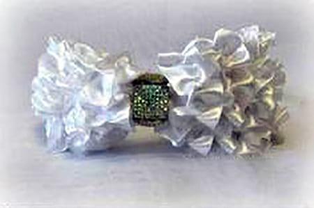 گل سر پاپیونی (1)