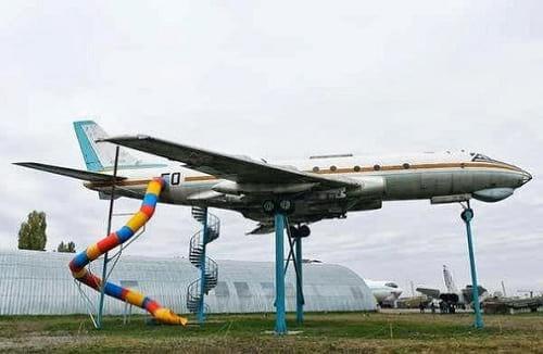 بازیافت هواپیما