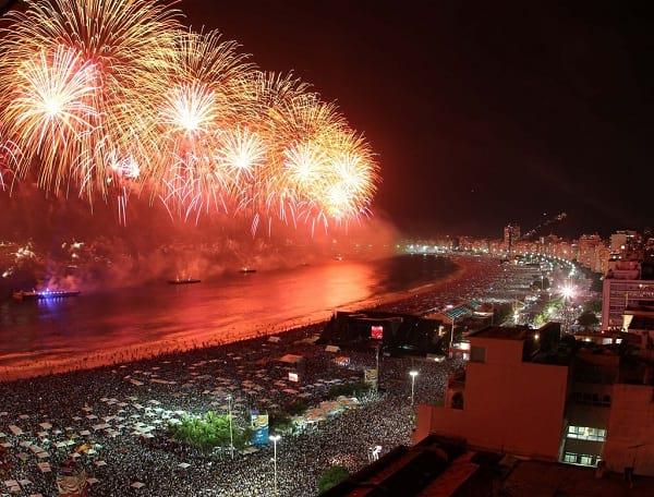 جشن سال نو میلادی (1)