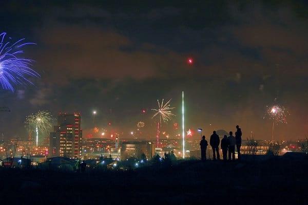 جشن سال نو میلادی (2)