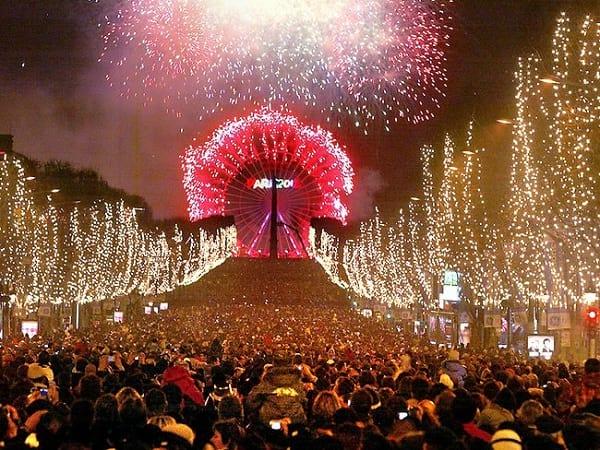 جشن سال نو میلادی (4)