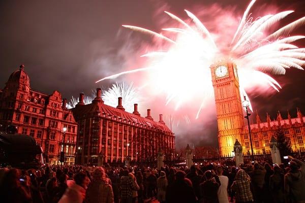 جشن های سال نو میلادی در جهان