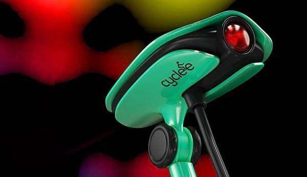 دوچرخه همراه با نمایشگر (2)