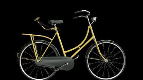 دوچرخه همراه با نمایشگر