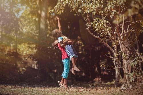 نشاط بازی با بچه ها (2)