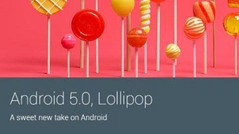بررسی ویژگی های اندروید ۵ – Lollipop