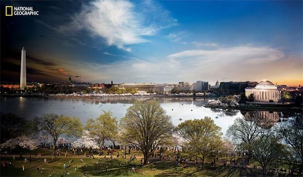 کجارو؛ تصاویر خیرهکننده پارکهای ملی در یک روز!