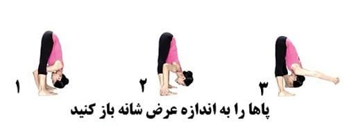 حرکات تعادلی برای رسیدن به آرامش (1)