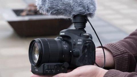 معرفی دوربین بدون آینه کانن EOS 80D برای کاربران نیمه حرفهای