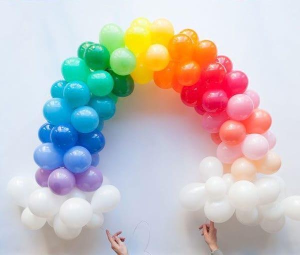 رنگین کمان بادکنکی (4)