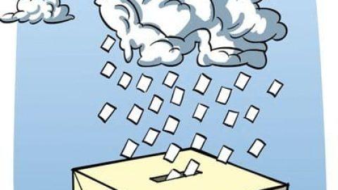 کاریکاتورهای انتخاباتی
