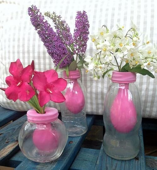 گلدان همیشه بهار (1)