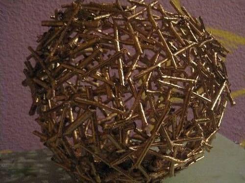 گوی چوبی درخشان (1)
